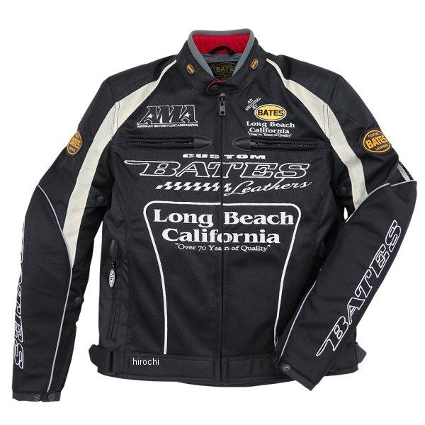 ベイツ BATES 春夏モデル 2Wayメッシュジャケット 黒/アイボリー Mサイズ BJ-M1911SPL JP店
