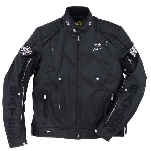 ベイツ BATES 春夏モデル ナイロンジャケット 黒 Lサイズ BJ-N1912SS JP店
