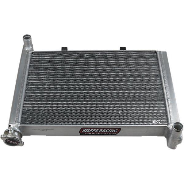 【USA在庫あり】 FPS RACING ラジエーター 軽量強化アルミ 効率33%アップ 04年-13年 スズキ YFM125 Grizzly 1901-0600 JP店