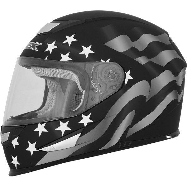 【USA在庫あり】 AFX フルフェイスヘルメット FX-99 ステルスフラッグ Mサイズ (58cm-59cm) 0101-11357 JP店
