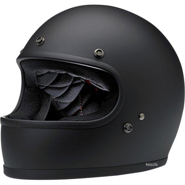 【USA在庫あり】 ビルトウェル Biltwell フルフェイスヘルメット Gringo 黒(つや消し) MD 0101-11410 JP店