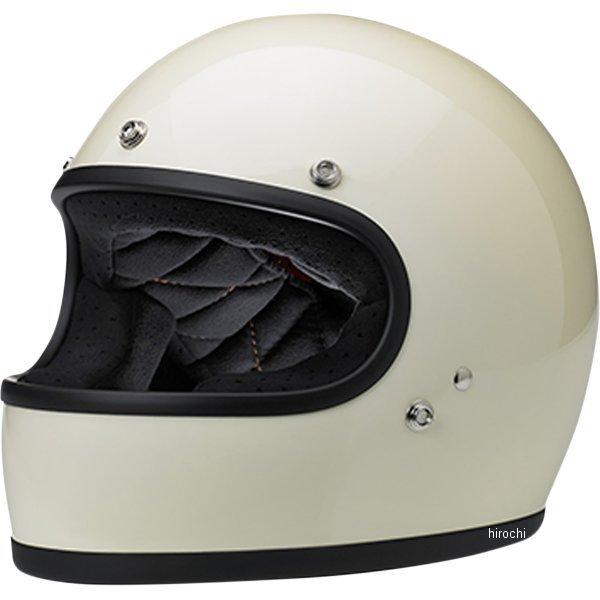 【USA在庫あり】 ビルトウェル Biltwell フルフェイスヘルメット Gringo 白(つや有り) XL 0101-11418 JP店