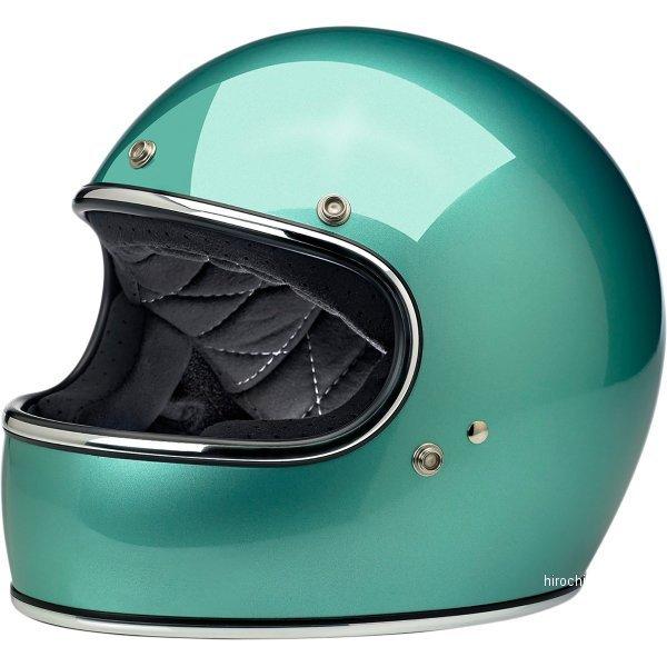 【USA在庫あり】 ビルトウェル Biltwell フルフェイスヘルメット Gringo 海の色(つや有り) XL 0101-11448 JP店