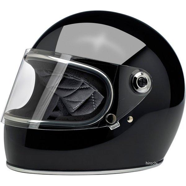 【USA在庫あり】 ビルトウェル Biltwell フルフェイスヘルメット Gringo-S 黒(つや有り) XXL 0101-11485 JP店