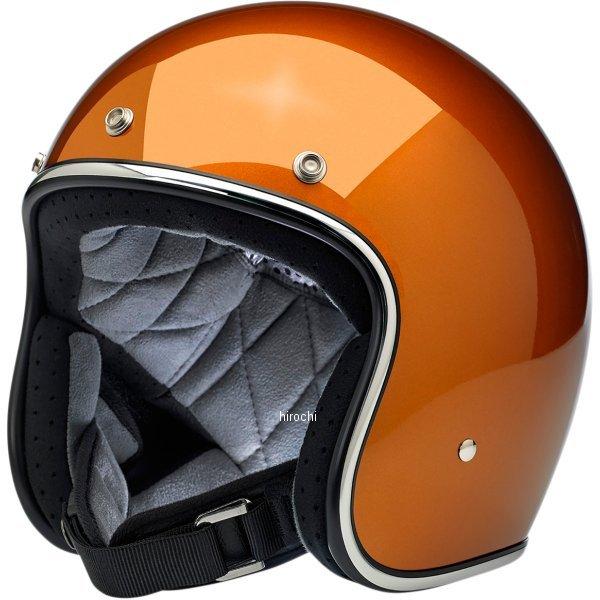 【USA在庫あり】 ビルトウェル Biltwell ジェットヘルメット Bonanza 銅(つや有り) XXL 0104-2449 JP店