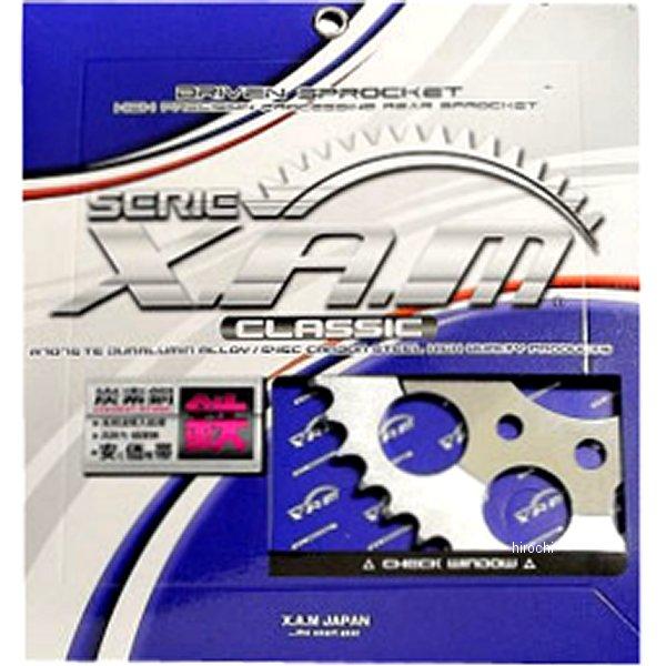 ザム XAM リア スプロケット レーシング マルケジーニ 525/42T スチール B5910R42 JP店