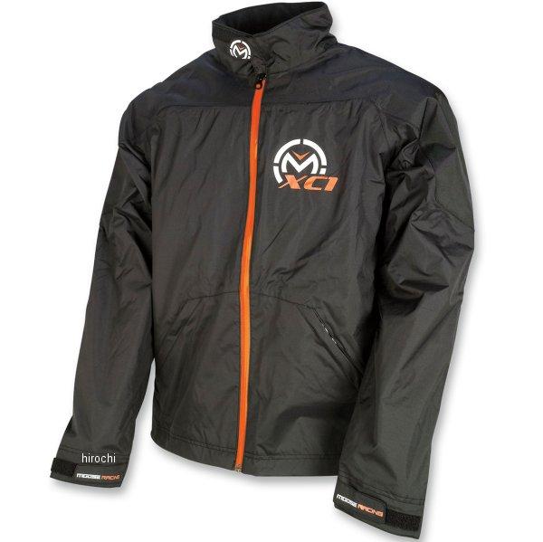 【USA在庫あり】 ムースレーシング MOOSE RACING レインジャケット S18 XC1 黒 Sサイズ 2920-0498 JP店