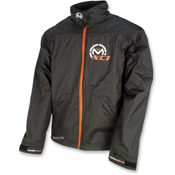 【USA在庫あり】 ムースレーシング MOOSE RACING レインジャケット S18Y XC1 ユース用 7/8サイズ 2922-0067 JP店