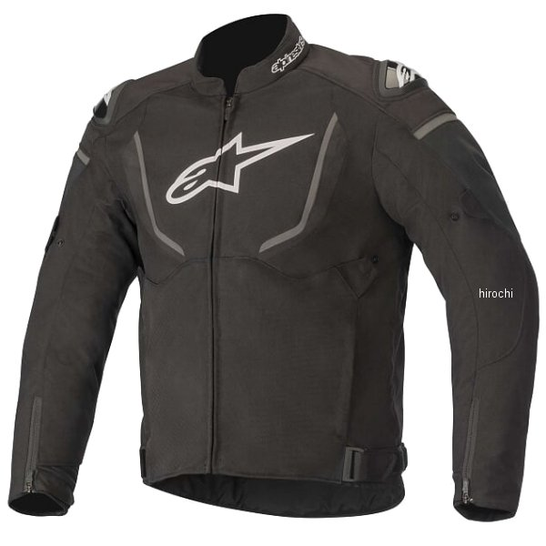 アルパインスターズ 春夏モデル ジャケット T-GP R V2 AIR 10 黒 Sサイズ 8033637971551 JP店
