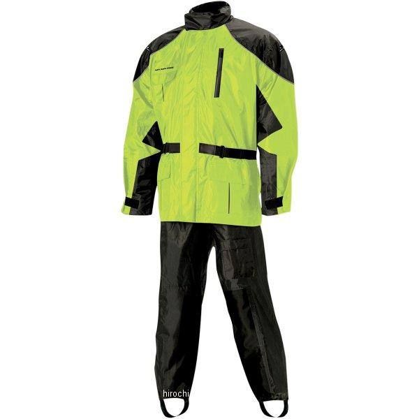【USA在庫あり】 ネルソンリグ NELSON RIGG レインスーツ AS-3000 蛍光黄 XLサイズ 2851-0408 JP店