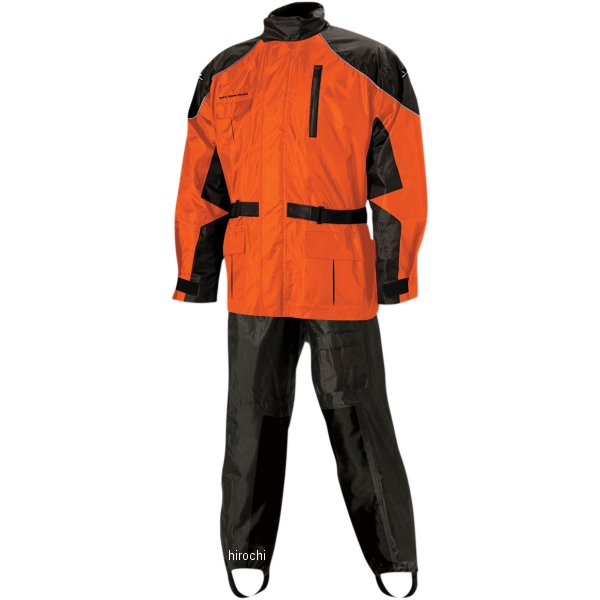 【USA在庫あり】 ネルソンリグ NELSON RIGG レインスーツ AS-3000 オレンジ 3XLサイズ 2851-0450 JP店