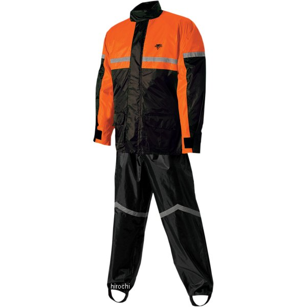 【USA在庫あり】 ネルソンリグ NELSON RIGG レインスーツ SR-6000 オレンジ 2XLサイズ 2851-0456 JP店