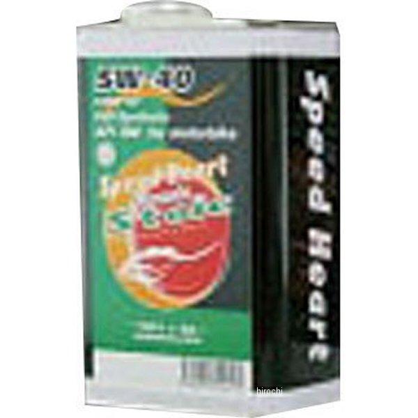 スピードハート speedHeart 4ST エンジンオイル フォーミュラストイック 0W-30 20L SH-SFB0030-20 JP店