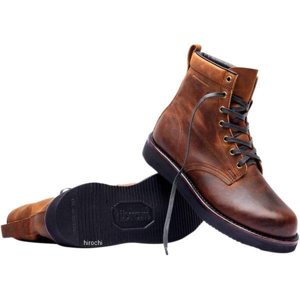ブロークンオム Broken Homme ブーツ James ブラウン 7サイズ 25cm 3406-0557 JP店