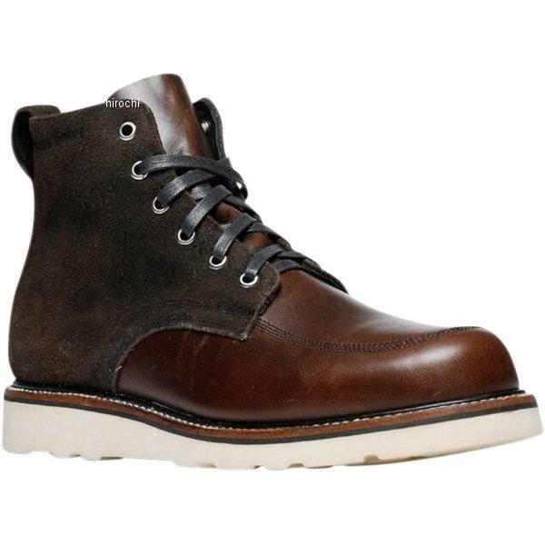 ブロークンオム Broken Homme ブーツ Jaime ブラウン 13サイズ 31cm 3406-0589 JP店