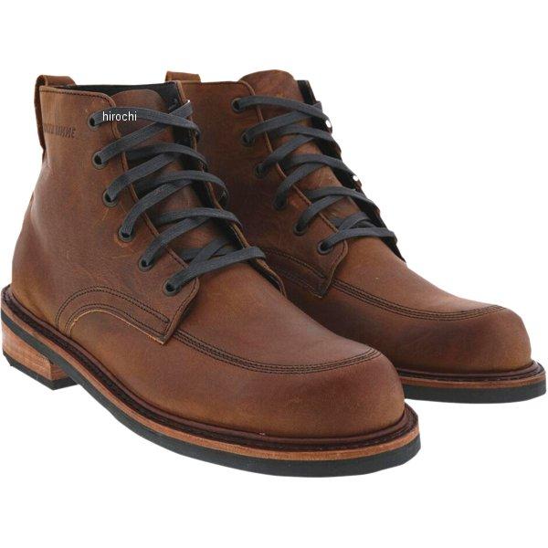 ブロークンオム Broken Homme ブーツ Davis2 ブラウン 9サイズ 27cm 3406-0593 JP店