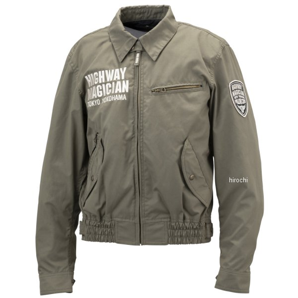 イエローコーン YeLLOW CORN 春夏モデル スウィングトップジャケット カーキ Mサイズ YB-9100 JP店