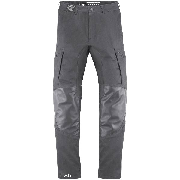 【USA在庫あり】 アイコン ICON 春夏モデル パンツ バリアル 黒 40サイズ 2821-1043 JP店