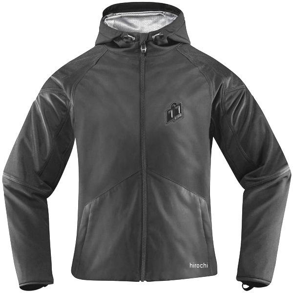 【USA在庫あり】 アイコン ICON 春夏モデル ジャケット Merc レディース ステルス Lサイズ 2822-0935 JP店