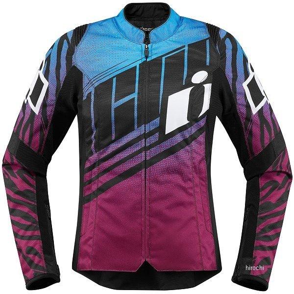 【USA在庫あり】 アイコン ICON 秋冬モデル ジャケット オーバーロード SB2 Wild Child レディース 紫 XSサイズ 2822-1070 JP店