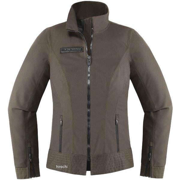 アイコン ICON 秋冬モデル ジャケット フェアレディ レディース エスプレッソ 2XLサイズ 2822-0944 JP店