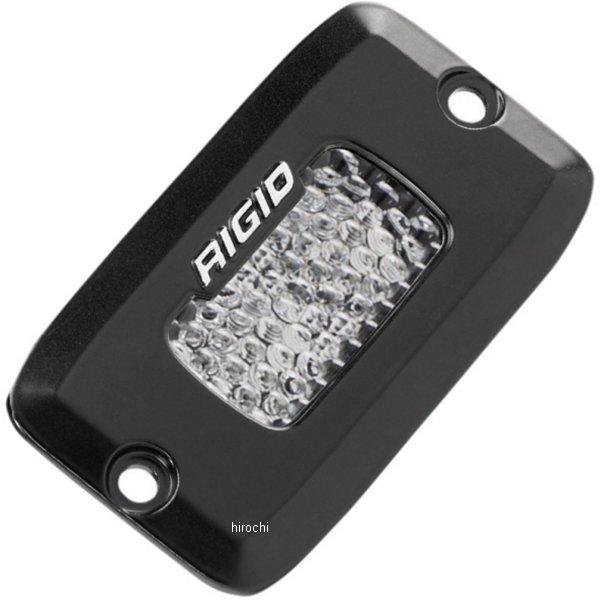 【USA在庫あり】 リジッドインダストリー Rigid ライト 拡散タイプ SR-M PRO フラッシュマウント 1個売り 2001-1636 JP店