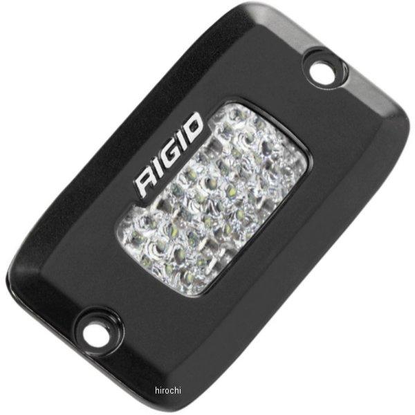 【USA在庫あり】 リジッドインダストリー Rigid ライト 拡散タイプ SR-M PRO DRV フラッシュマウント 1個売り 2001-1640 JP店