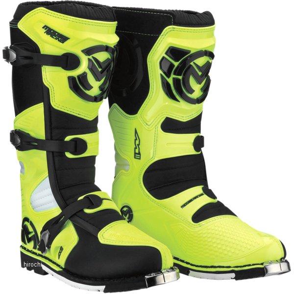 【USA在庫あり】 ムースレーシング MOOSE RACING ブーツ M1.3 MX 蛍光黄 10サイズ(28cm) 3410-1982 JP店