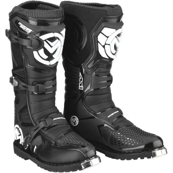 【USA在庫あり】 ムースレーシング MOOSE RACING ブーツ M1.3 ATV 黒 7サイズ(25cm) 3410-1997 JP店