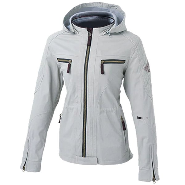 ホンダ純正 春夏モデル レディースナロージャケット アイスグレー WLサイズ 0SYEX-13S-W JP店