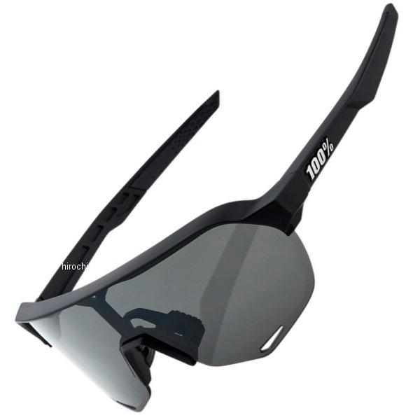 【USA在庫あり】 100パーセント 100% サングラス Type-S2 Tactical blackフレーム黒/スモークレンズ 2610-1066 JP店