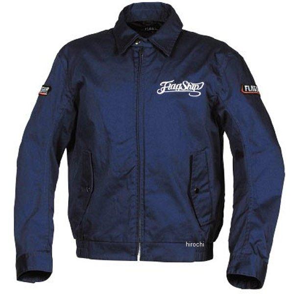 フラッグシップ FLAGSHIP 春夏モデル トラッドジャック ジャケット ネイビー Lサイズ FJ-A191 JP店