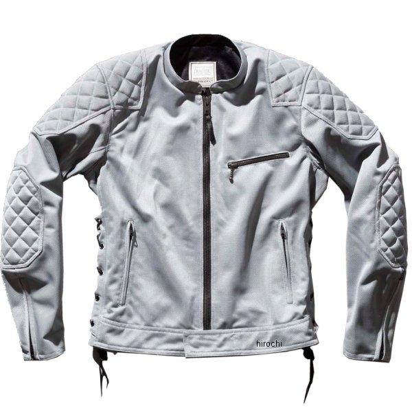 カドヤ KADOYA 春夏モデル メッシュジャケット VLM-3 グレー LLサイズ 6242-0 JP店