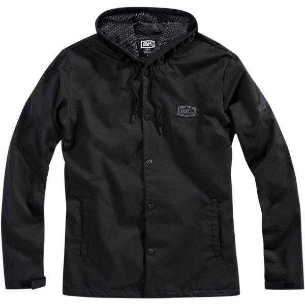 【USA在庫あり】 100パーセント 100% ジャケット Apache 黒 Sサイズ 3001-0925 JP店