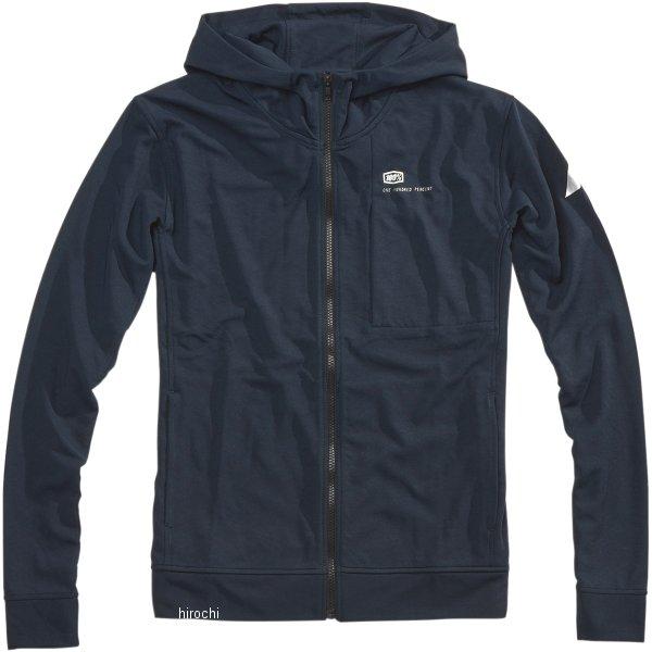 【USA在庫あり】 100パーセント 100% フリース Zip-Front Regent 青 Lサイズ 3050-4712 JP店