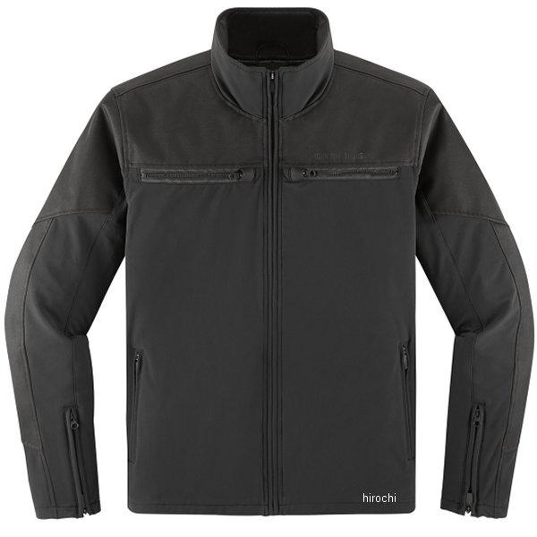 アイコン ICON 2019年春夏モデル ジャケット NIGHTBREED 黒 XLサイズ 2820-4823 JP店