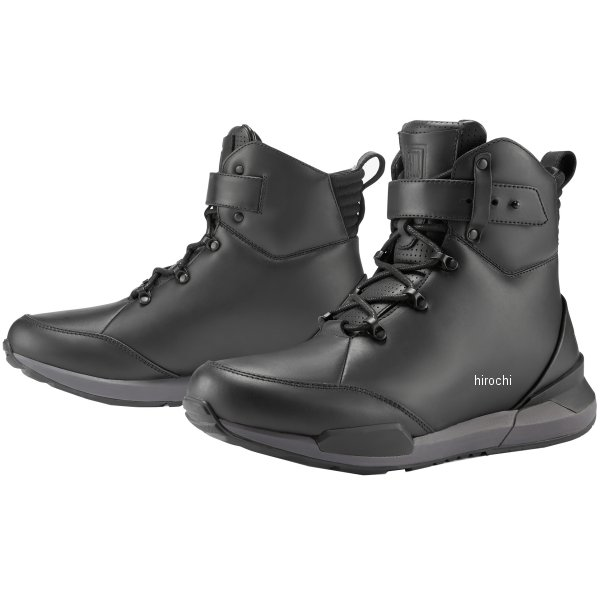 アイコン ICON ブーツ VARIAL 黒 9サイズ 3403-0972 JP店