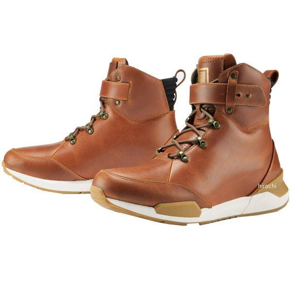 アイコン ICON ブーツ VARIAL ブラウン 12サイズ 3403-0990 JP店
