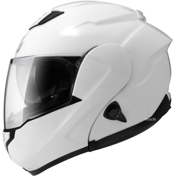 ジーロット ZEALOT システムヘルメット ZG システムツアラー SysytemTourer SOLID 白 XSサイズ ZGST0010/XS JP店