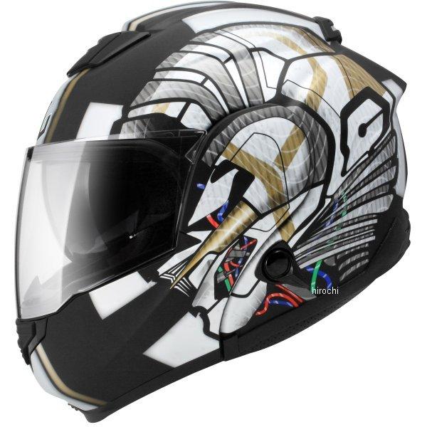 【メーカー在庫あり】 ジーロット ZEALOT システムヘルメット ZG システムツアラー SysytemTourer GRAPHIC マットブラック/シルバー Lサイズ ZGST0013/L JP店
