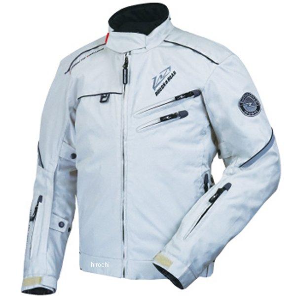 ラフ&ロード 春夏モデル SSFライディングジャケット プラチナシルバー LLサイズ RR4011SV4 JP店