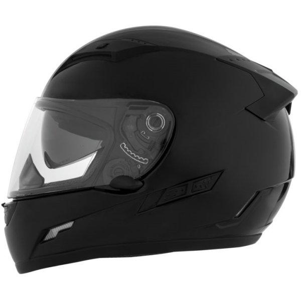 【USA在庫あり】 サイバー CYBER フルフェイスヘルメット US-80 黒 2XL (63cm-64cm) CY0105 JP店