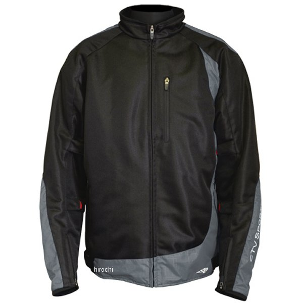 SPOON スプーン 春夏モデル メッシュジャケット グレー 3Lサイズ SPB-616 JP店