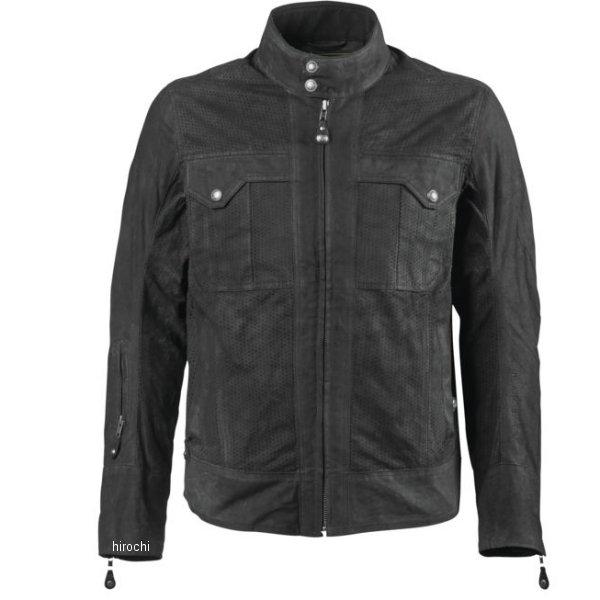 【USA在庫あり】 ローランドサンズデザイン RSD ワックスコットン ジャケット Duro Perforated 黒 Sサイズ RD8616 JP店
