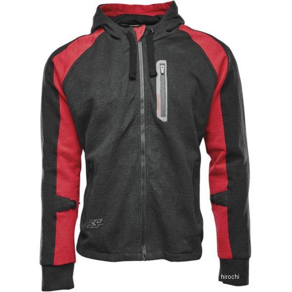 【USA在庫あり】 スピードアンドストレングス プロテクター フーディー Run With The Bulls 赤/黒 Lサイズ 880654 JP店