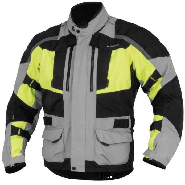 【USA在庫あり】 ファーストギア FirstGear ジャケット Kathmandu グレー/蛍光黄 XLサイズ 515547 JP店