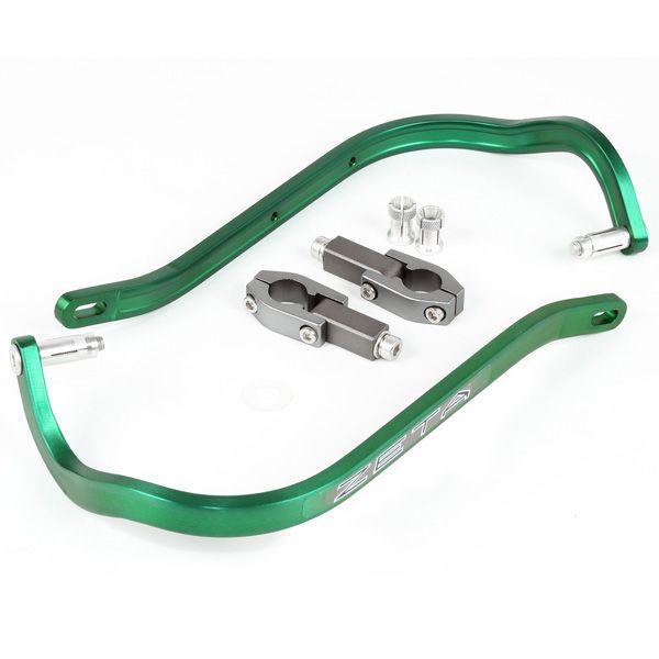 【メーカー在庫あり】 ジータ ZETA アーマーガード 22.2mm用 ベンド グリーン ZE72-0007 JP店
