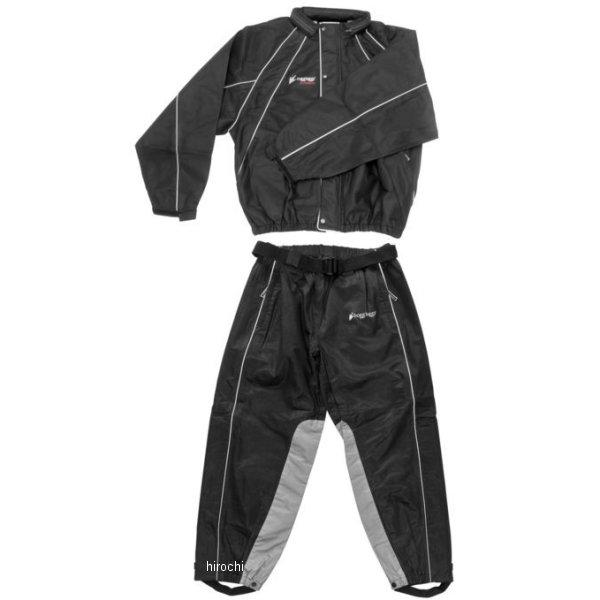 【USA在庫あり】 フロッグトッグス Frogg Toggs レインスーツ上下セット 黒 LG 506053 JP店