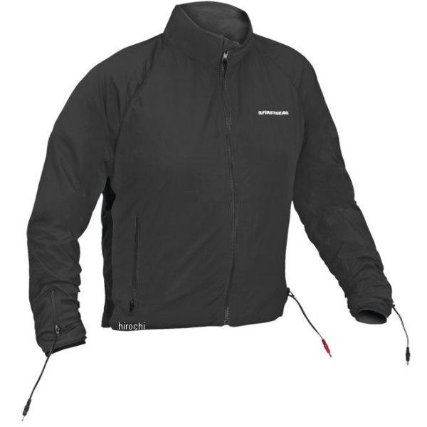 【USA在庫あり】 ファーストギア FirstGear 電熱ジャケット ライナー 男性用 90W 黒 MD 512077 JP店
