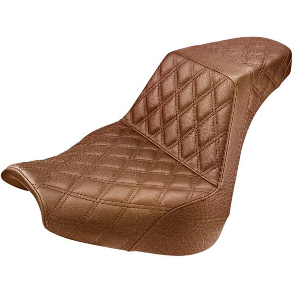 【USA在庫あり】 サドルメン Saddlemen SEAT STEP UP LS BR FXBR/S 0802-1167 JP店